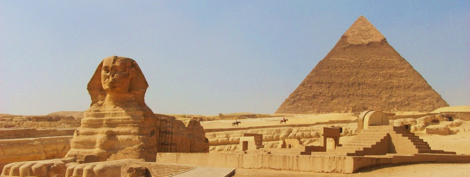 The-Pyramids-Of-Giza-And-The-Sphinx-In-Egypt
